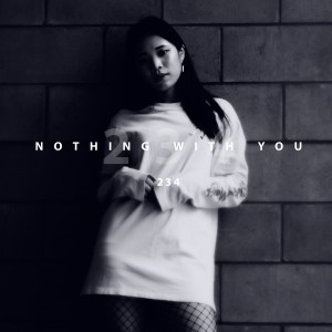 album cover image - Nothing With You