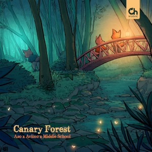 album cover image - Canary Forest