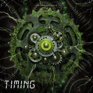 album cover image - TIMING
